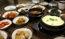 $15 for $30 worth of Korean BBQ or Sushi at Woomi Garden