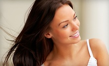 $59 for a Haircut, Wash, and Blowout at Jazyhair