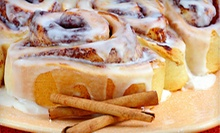 $4 for $8 at Carvel Cinnabon Fairfax
