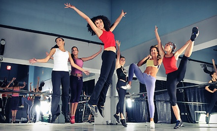 $8 for a Jazzercise Class at 9:30 a.m. at Jazzercise Henderson Fitness Center