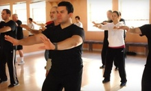 $10 for a Beginner's Tai Chi Class at 9 a.m. at True Tai Chi