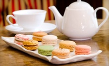 $10 for Six Macarons at Bosie Tea Parlor