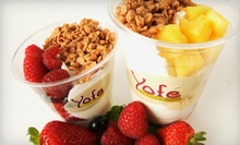 $4 for $8 at Yofe Cafe