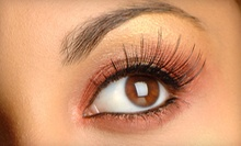 $125 for Lash Extensions at Spy Lashes