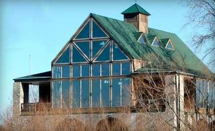 $3 for General Adult Admission at Lewis and Clark Boat House and Nature Center