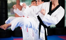 C$7 for an 8:30 p.m. Karate Class at Hayabusa Karate Club