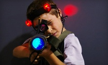 $99 for 90 Minutes of Open-Play Laser Tag for Six at StraTAGem Laser Missions