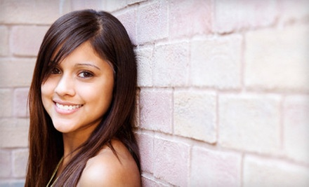 $59 for a Haircut, Blowout, and Deep Conditioning Treatment at Fringe Hair Salon LA