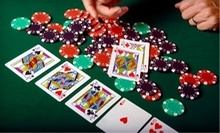 $3 for $5 at Encore Club Casino Style Poker Room