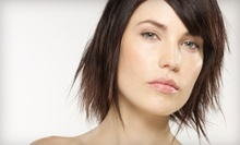 $40 for a Partial Highlight &amp; Haircut at Tricho Salon and Spa