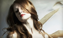 $100 for a Single Process Color and Haircut at Haute Hair Studio