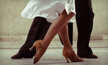 $7 for a Salsa Dance Class at 8:15 p.m. at The Ballroom of Huntington