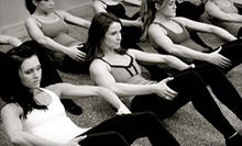 $14 for a 10:15 a.m. Class at Pure Barre La Jolla