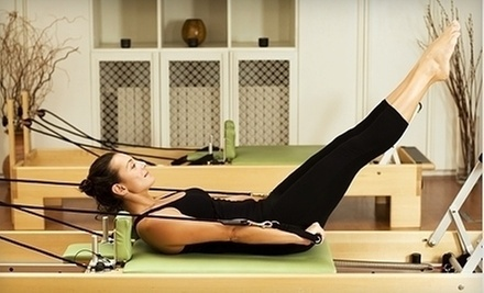 $45 for a 1 Hour Private Pilates Session at Above Physical Therapy