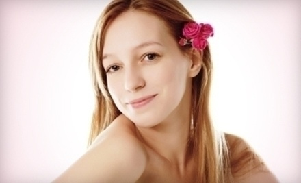 $70 for a 75 Minute Customized Facial and Upper Body Massage at Ageloc Spa