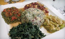 $12 for $20 at Kenyan Café and Cuisine