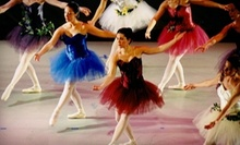 $12 for 3pm Ballet Basics Class at Studio Dionne, School of Dance & Music