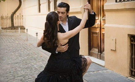 $9 for a Beginner's Tango Class at 7 p.m. at Dance King Studios