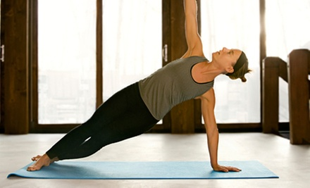 $10 for 7:05 p.m. Freedom Flow Yoga Class at MiMi Yoga for Everyone