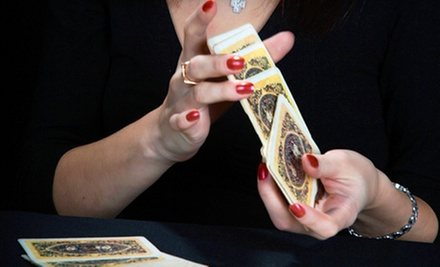 $25 for 15 Minute Tarot Card Reading at Salamander Sisters Occult Goods and Services