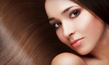 $115 for a Keratin Treatment for Shoulder-Length Hair  at Nora's Salon