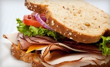 $1 for $2 at City Cafe & Caterers