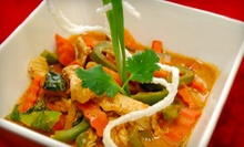 $15 for $30 at Chula Thai Cuisine