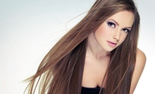 $80 for Keratin Infused Highlights, Haircut & Conditioning Treatment at Artistic Edge Hair Studio