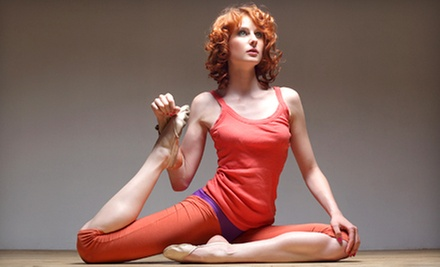$6 for a 60min Drop in Yoga Class Begins at 10am at Lotus TeaBar&Studio