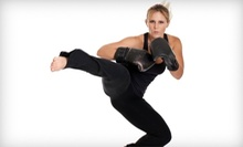 $10 for Cardio Kickboxing Class at 5:30pm at Tran's Martial Arts and Fitness Center
