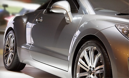 $75 for the Winter Maintenance Package at Laguna Niguel Auto Center