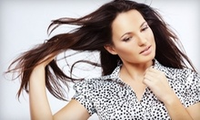 $30 for $60 Worth of Hair Services  at Magnolias Salon & Spa