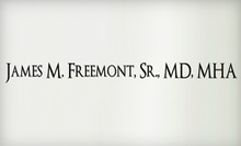 $35 for an Acupuncture Treatment at Dr. James Freemont