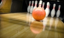 $11 for 2 Games of Bowling and Shoes for Two (Up to $22 Value) at Four Seasons Bowling Center