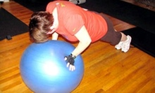 $35 for an 8 a.m. Personal Training Session at Train with Ron