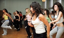 $4 for  10:40 a.m. Zumba Fitness Class at Uptown Ballroom