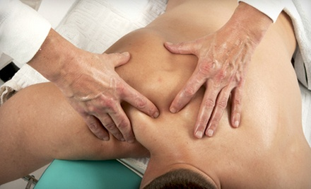 $45 for a 60-Minute Deep Tissue Massage at Arizona Sports &amp; Rehabilitation