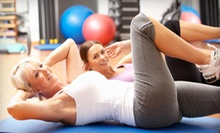 $10 for 10 a.m. Drop-in Boot Camp Class  at Fit Boot Camp