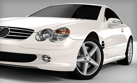 $8 for a Regular Car Wash and Spray Wax at Clean Dreams Car Wash &amp; Detailing