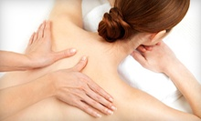 $40 for a One-Hour Swedish Massage  at HWC Therapy Center