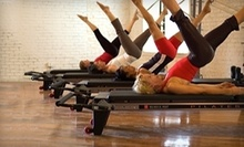 $29 for 5:30pm 55-Minute Private Training Session at Core Pilates Studio