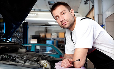 $19 for a Basic Oil Change at Victory Auto Spa