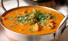 $6 for $12 at Jaipur Cuisine of India