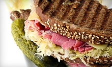 $15 for $25 Worth of Deli Fare at Kornblatts Delicatessen