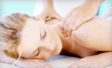 $60 for a 60-Minute Thai Bomb Therapy or Hot Stone Therapy Massage at Enliven Body Works