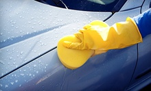 $13 for a Super Wash  at We Wash - Hand Car Wash &amp; Detail Center