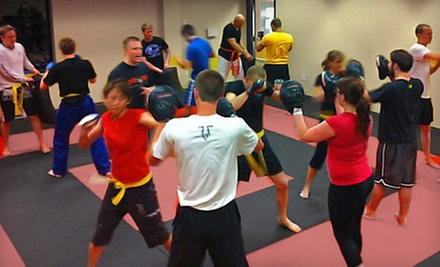$10 for a Drop In Krav Maga Class at 5:30 p.m. at Silverback Academy