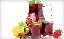 $4 for Two Signature Sangrias at 3 Sons Italian Restaurant