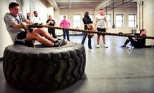 $10 for a Fitness Class at 8 p.m. at CrossFit Harlem