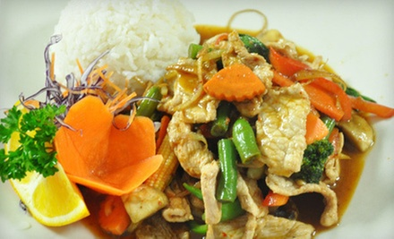 $17 for $35 Worth of Thai Cuisine for Two or More at Nooddi-Thai Chef